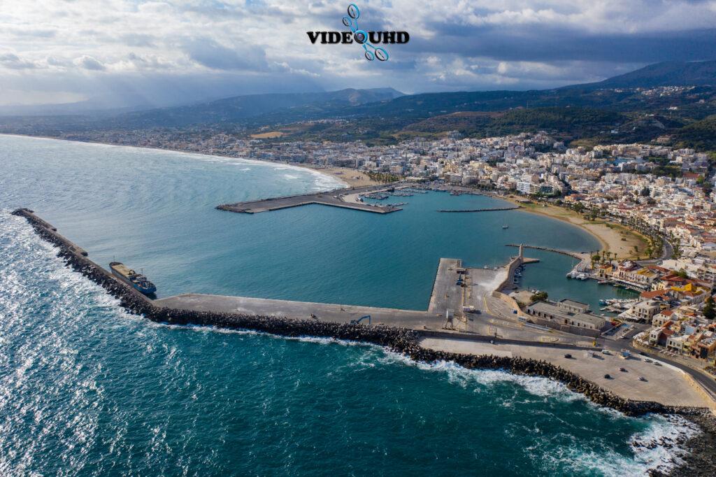 Portul din Rethymno
