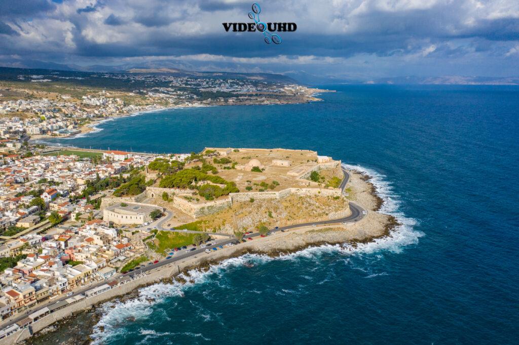 Cetatea Fortezza din Rethymno